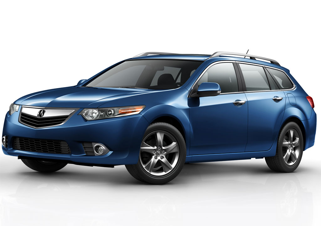 2011 Acura TSX Sport Wagon price announced