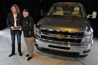 Chevrolet Silverado HD wins 2011 Motor Trend Truck of the Year
