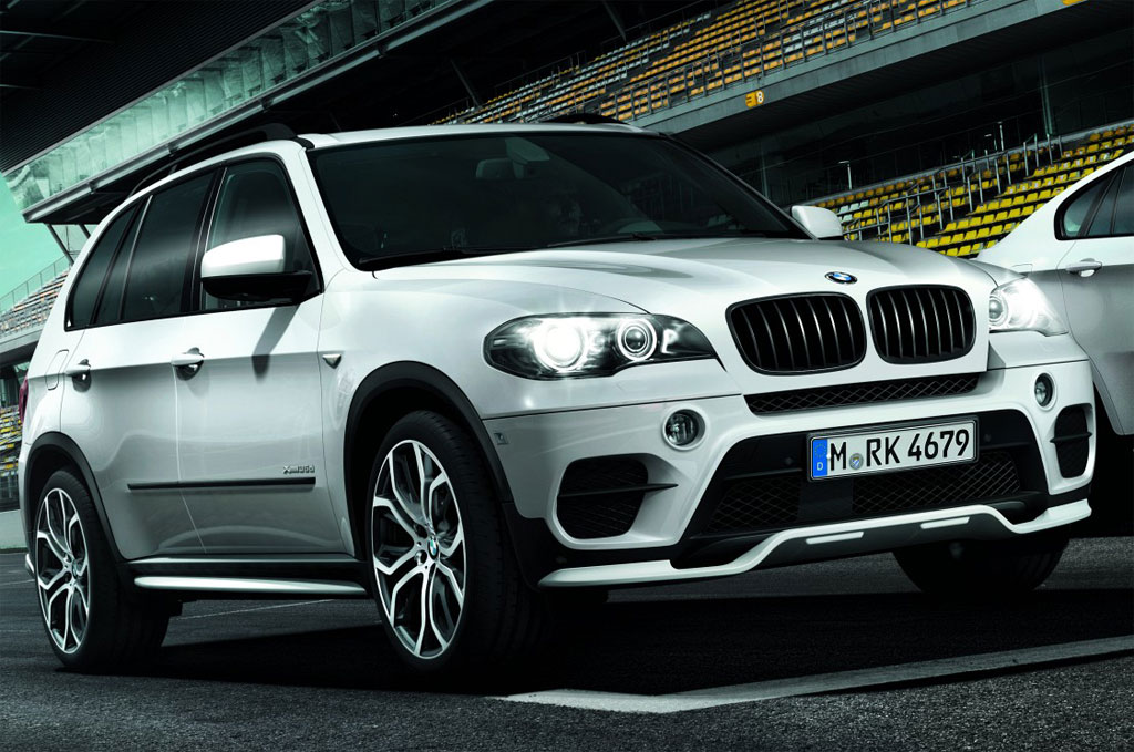 BMW X5 Performance