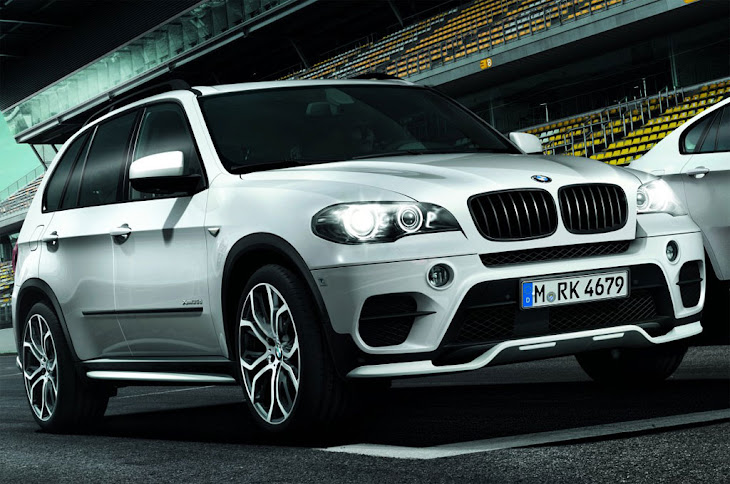 2011 BMW X5 Performance Accessories