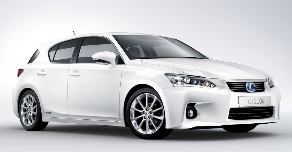 Lexus CT 200h USA Price