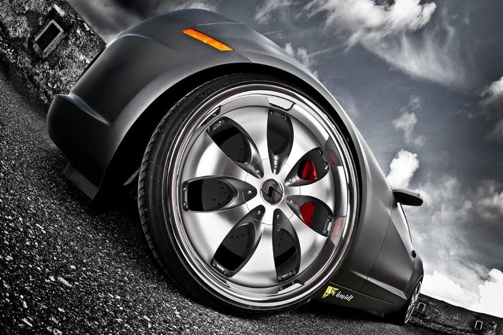 'Black Cat' Camaro SS