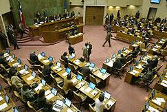 Chile: Proyecto de Ley exige desconectar internet a quienes realicen descargas ilegales Camara%2520Diputados%2520Chile