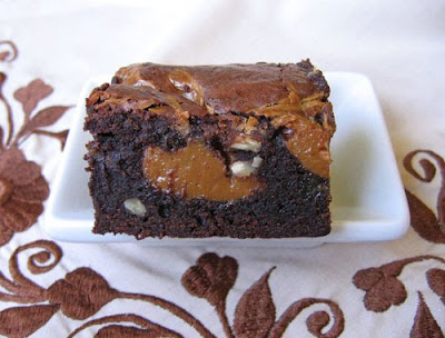 Cake or Death?: Dulce de Leche Brownies (and more!)