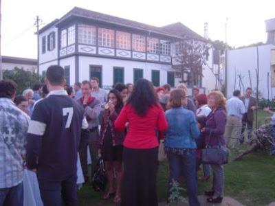 Inauguração Silvia Marta Exterior