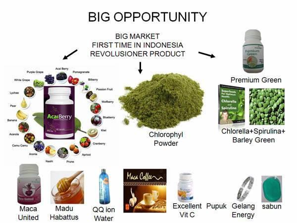 Mineral dan Produk Kesehatan Keluarga Anda