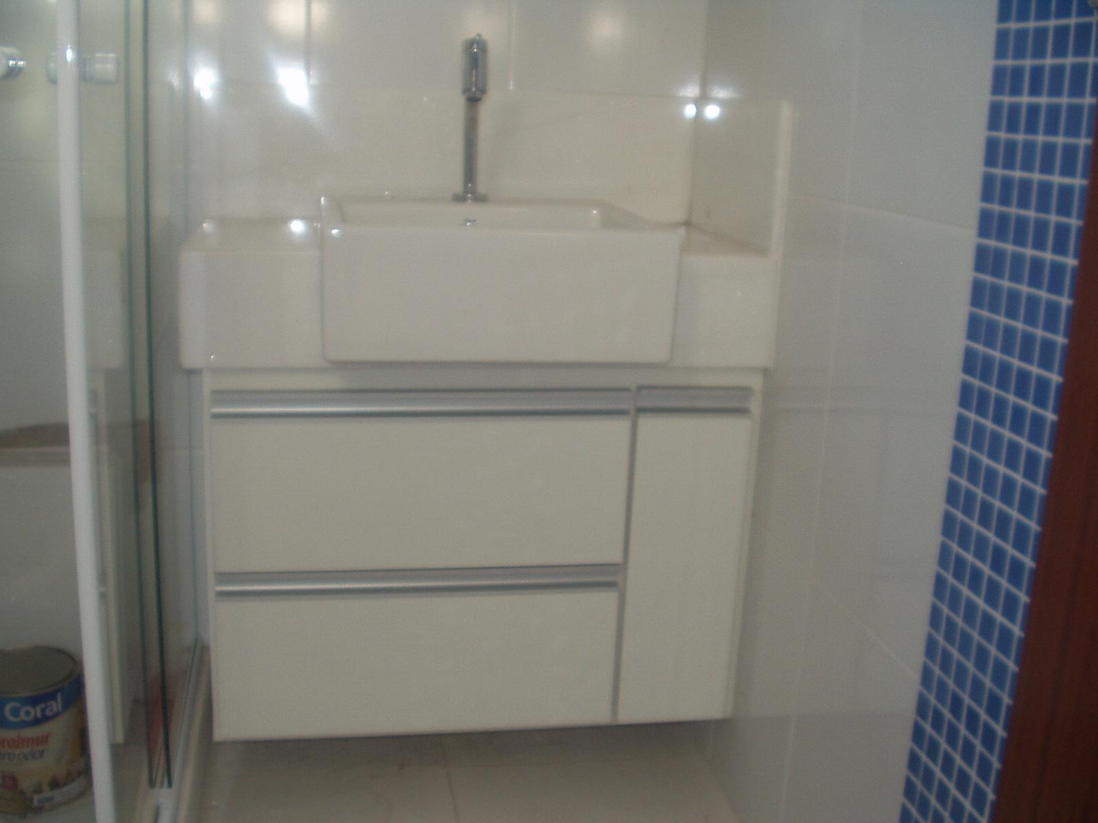 NEP decoracoes: Armário de Banheiro em MDF #324665 1600x1200 Armario Banheiro Mdf