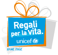 REGALA UNICEF...