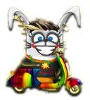 виртуальный питомец кролик на фотостране