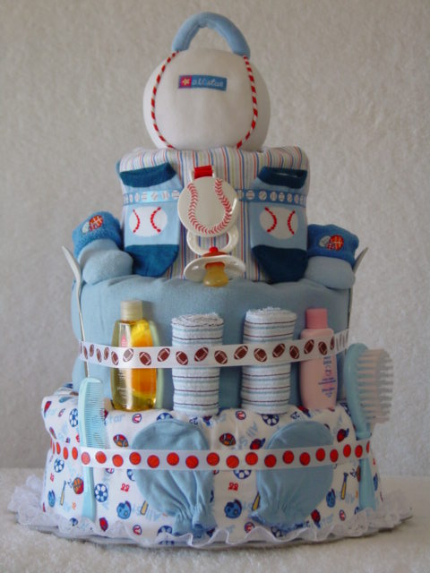 Diaper Cake Ideas For Baby Boy : Learn more at 2.bp.blogspot.com