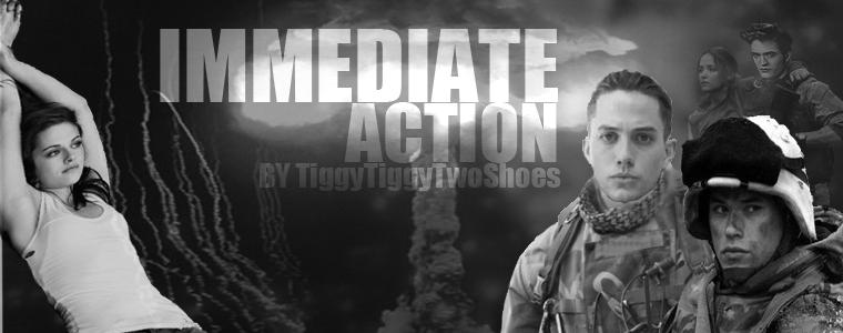 Immediate Action Banner