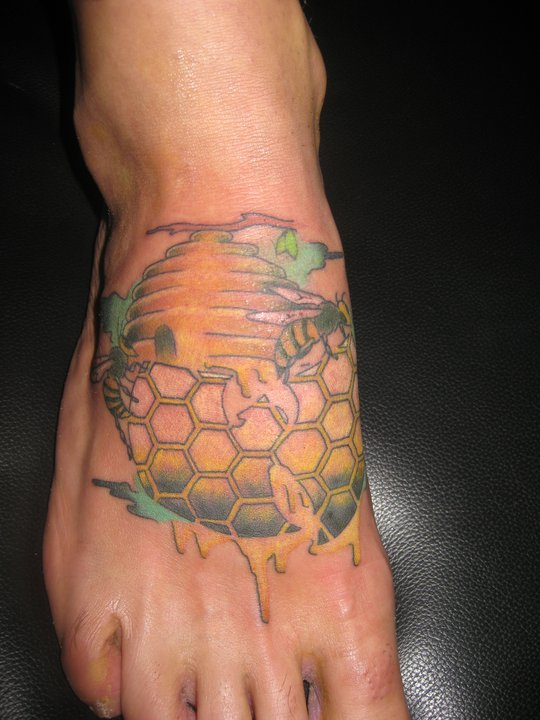 nicky g tattoo: wu tang