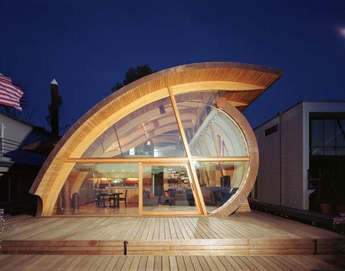 Cool Houses A Floating Home Solifestyle