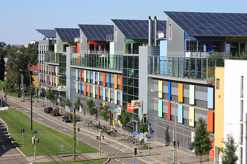 Ecosocialism canada real green living for Freiburg design hotel