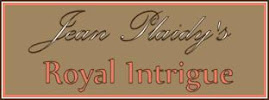 Plaidy's Royal Intrigue WEBSITE