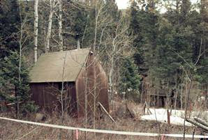 cabin unabomber cabin