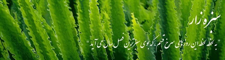 سبزه زار