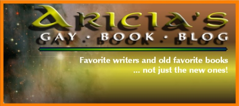 Aricia's Gay Book Blog