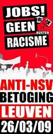 Manifestation anti-NSV à Louvain le 26/03!!!