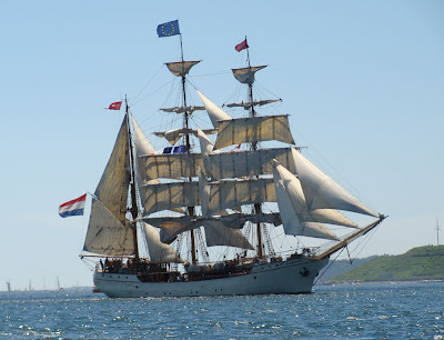 kissing fish primitives tall ships halifax parade of sail. Black Bedroom Furniture Sets. Home Design Ideas
