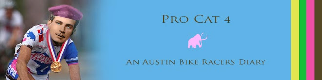 Pro Cat 4 Bicycle Diary