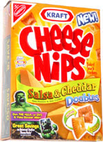 Cheese Nips.