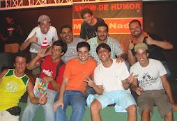 participando do show Miguel Nader Convida com Marcos Castro e uma galera