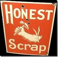 Honest Scrape Award
