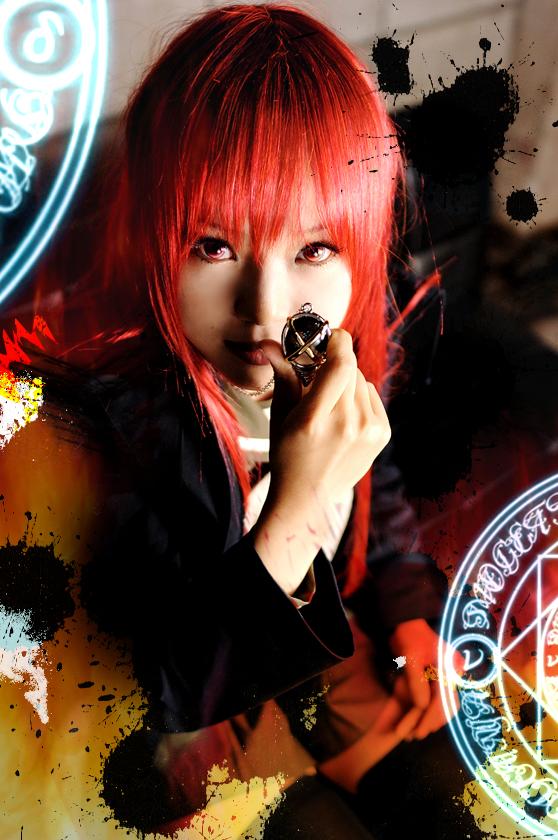 Shakugan no Shana cosplay Gallery_2_37_294275