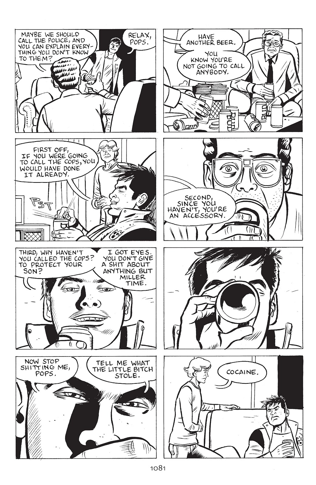 Stray Bullets Issue #41 #41 - English 5