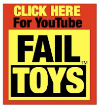Funny Videos of Epic Fail Toys