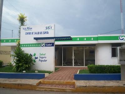 Espita yucat n espita yucat n centro de salud - Centro de salud merida ...