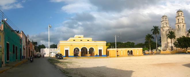 Espita Yucatán, La Perla del Oriente, La Atenas de Yucatán.