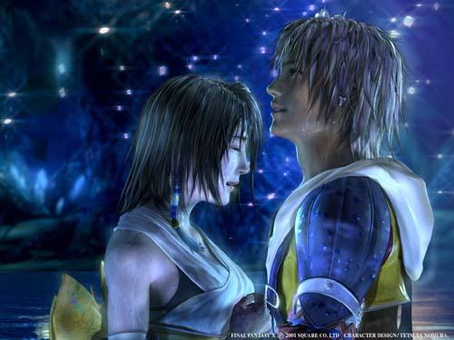 couple final fantasy