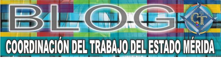COORDINACION DEL TRABAJO DEL ESTADO MERIDA