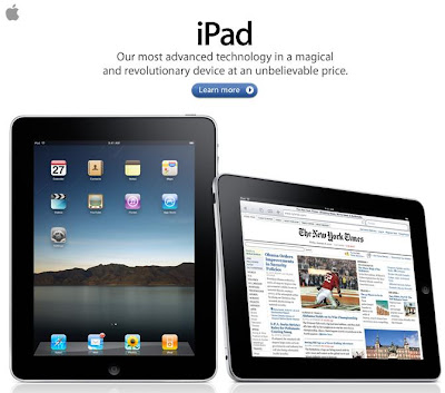 Apple iPad e-Mail
