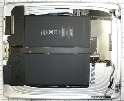 Apple iPad Internal Part Photos