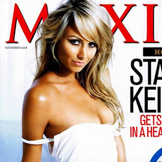 stacy keibler photo shoots