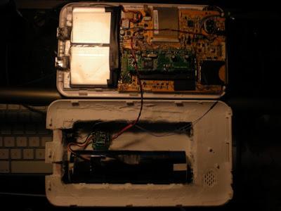Eken M001 Tablet Dissected