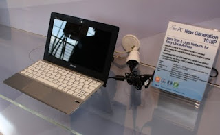 Asus Eee PC 1018P Spotted in FCC