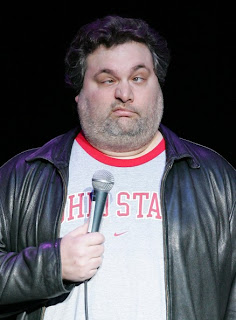 Artie Lange Returned with a Smile