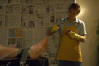Dexter Season 5 Episode 10 - In The Beginning