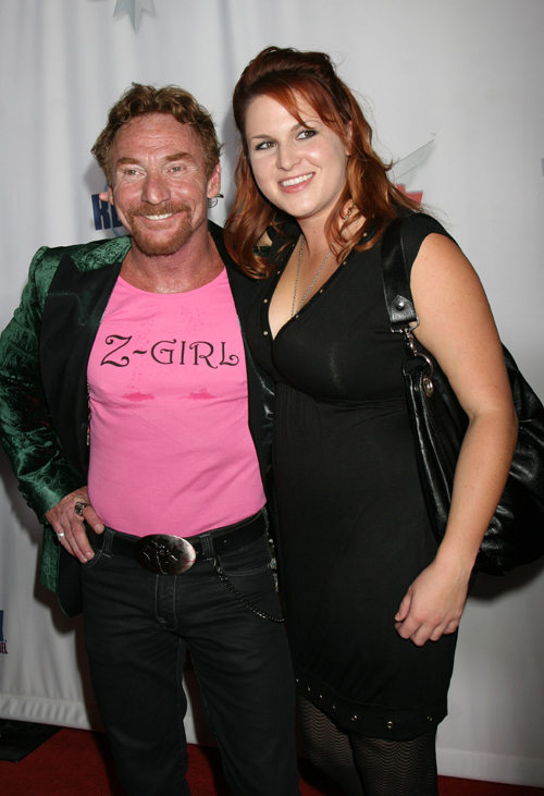Who is Amy Railsback in The Life of Danny Bonaduce?