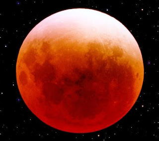 December 2010 Total Lunar Eclipse is Up