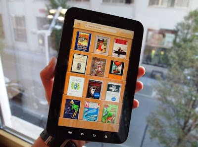 Samsung Galaxy Tab is Now Available for $499 in Verizon