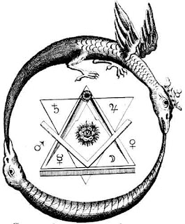alchemy poem Orobouros