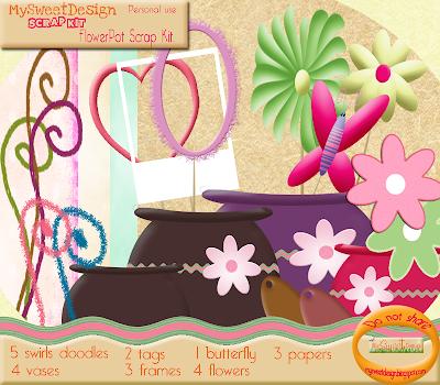 http://mysweetdesign.blogspot.com/2009/04/frebiee-flowerpot-scrap-kit.html