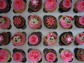 Monkey love cupcakes - photo#21