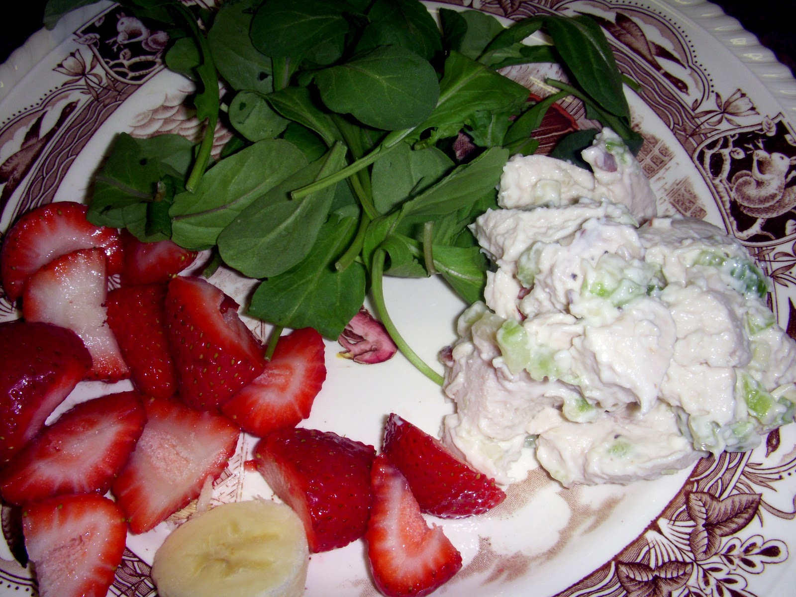 Neiman Marcus Chicken Salad Dallas Duo Bakes