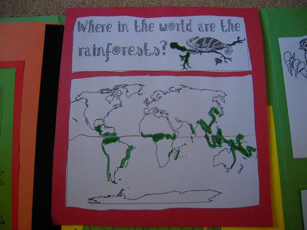 lapbooks for homeschoolers. Lapbook from homeschool share